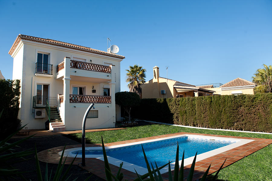 Villa de esperanza virtual tour for Anda garden pool villas